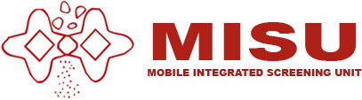Screening Buckets | MISU | Mobile Integrated Screening Unit